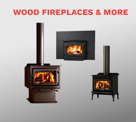 Wood Inserts & Stoves